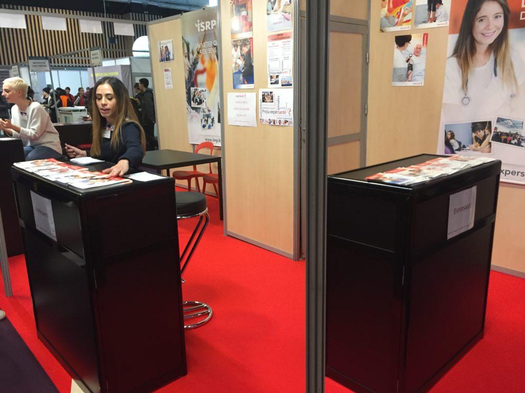 ISRP Accueil Salon